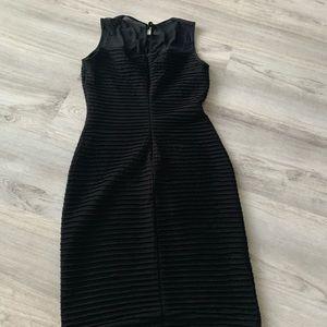 Calvin Klein size 2 dress black